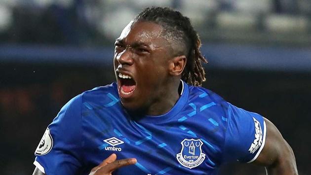 Everton's Kean joins PSG on season-long loan - Bóng Đá