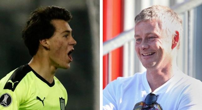 Ole Gunnar Solskjaer reacts as Manchester United complete Facundo Pellistri transfer - Bóng Đá