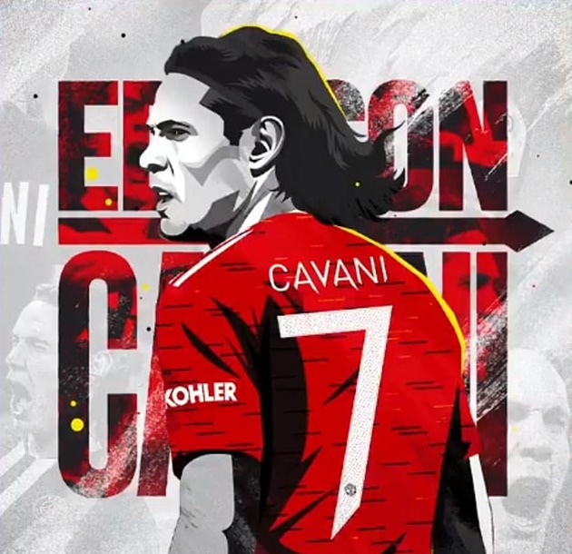 Edinson Cavani has gone from shearing sheep and learning ballet to Manchester United's new No 7 - Bóng Đá