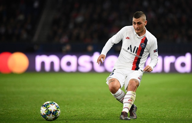 How PSG could line up with Cristiano Ronaldo and Kylian Mbappe up front and Milinkovic-Savic - Bóng Đá