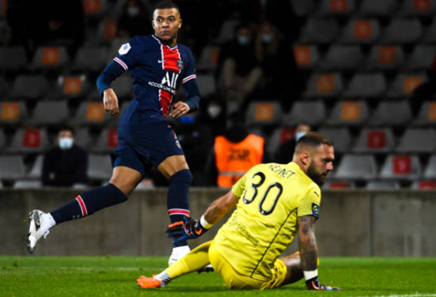 ảnh sau trận Nimes vs PSG - Bóng Đá
