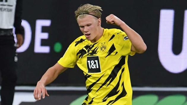 Haaland should not be compared to Lewandowski and Messi, says ex-Red Bull Salzburg boss - Bóng Đá