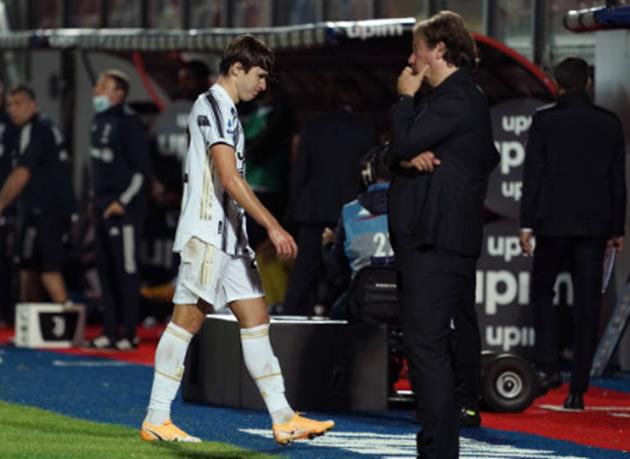 ảnh sau trận Juventus - Bóng Đá