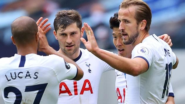 Harry Kane thay đổi ra sao dưới thời Mourinho - Bóng Đá