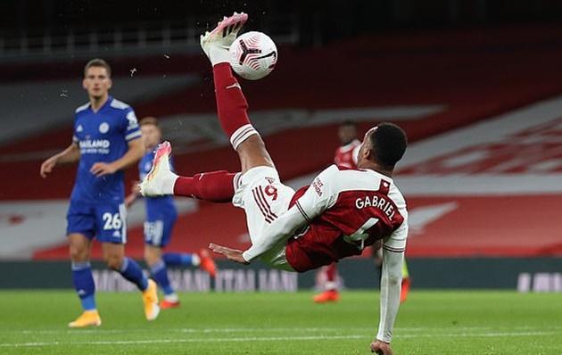 bài ảnh sau trận Arsenal vs Leicester City - Bóng Đá