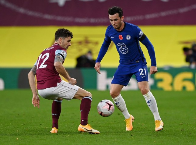 Frank Lampard tells players to 'utilise' Ben Chilwell's qualities even more after Chelsea beat Burnley - Bóng Đá