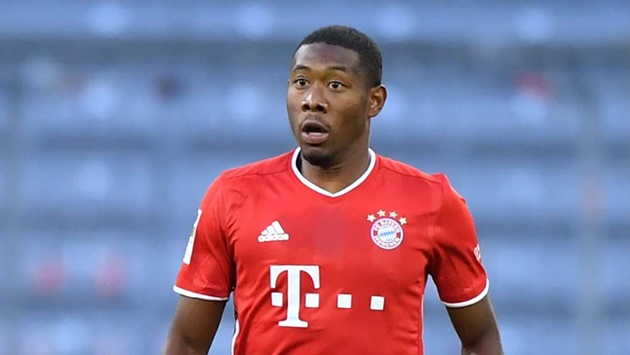 Alaba future in doubt after Bayern Munich withdraw contract offer - Bóng Đá