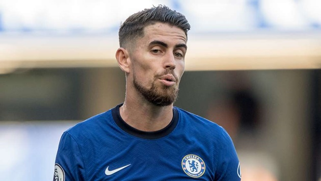 'I felt it was time to change' - Lampard confirms Jorginho has been axed for Werner as Chelsea's no.1 penalty taker - Bóng Đá