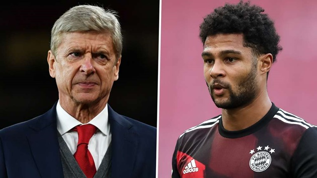 Gnabry certain 'fantastic' Wenger would be a success as Bayern's manager - Bóng Đá