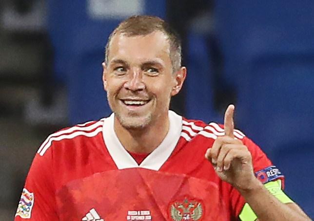 Russia captain Artem Dzyuba dropped from squad after 'masturbation' video leak - Bóng Đá