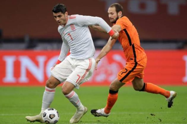ảnh sau trận Hà Lan vs Tây Ban Nha - Bóng Đá