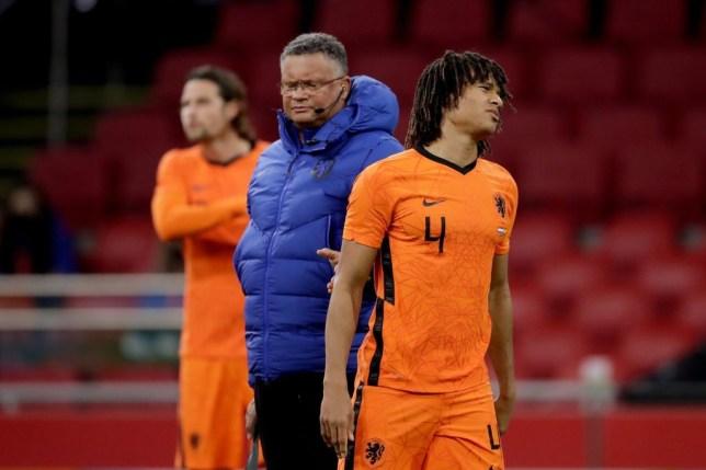 Manchester City star Nathan Ake forced off injured in Netherlands vs Spain friendly - Bóng Đá