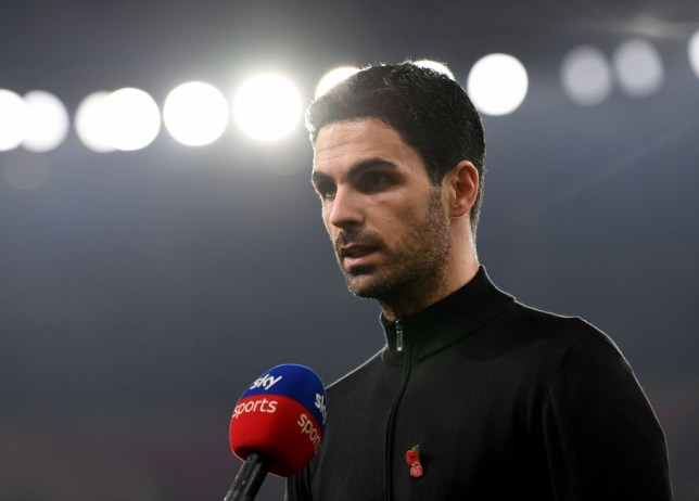 Mikel Arteta wants to strengthen his Arsenal side with signings in two positions - Bóng Đá