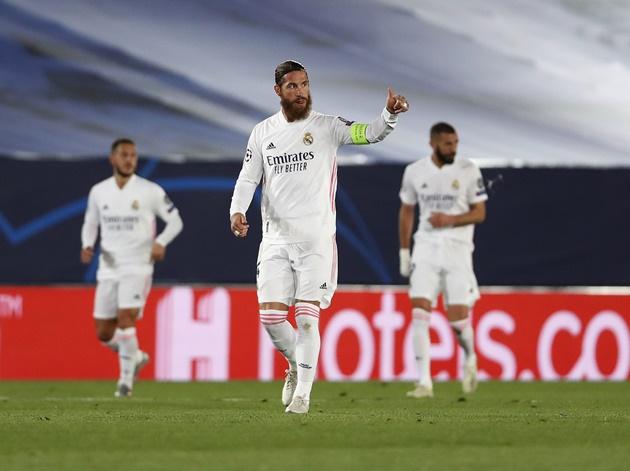 A central defensive crisis emerging at Real Madrid - Bóng Đá
