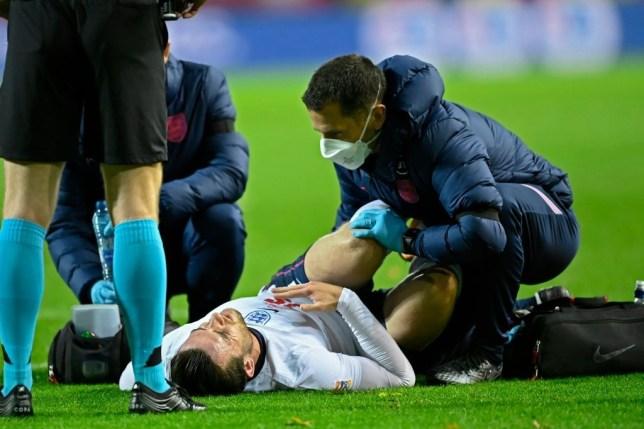 Chelsea star Ben Chilwell hopeful about quick return after back spasm in England defeat - Bóng Đá
