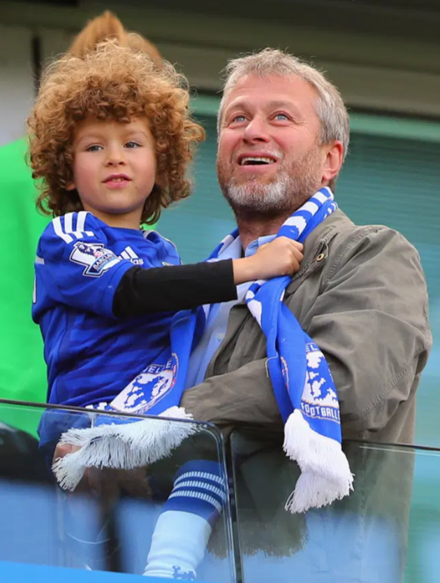 Roman Abramovich's family: Inside luxurious lifestyle of his seven children including wild child and heir to the throne - Bóng Đá