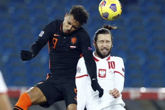 bài ảnh sau trận Hà Lan vs Ba Lan - Bóng Đá