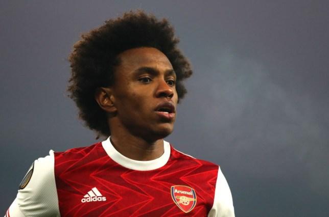Arsenal investigating Willian after Dubai trip during international break - Bóng Đá