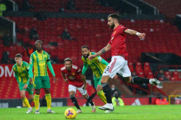 Chấm điểm Man Utd trận West Brom - Bóng Đá