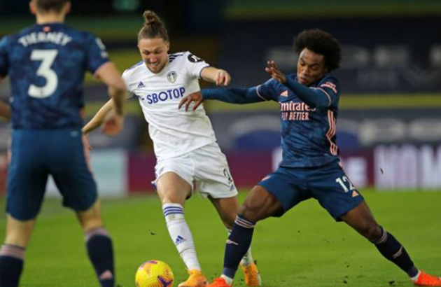 5 điểm nhấn Leeds 0-0 Arsenal - Bóng Đá