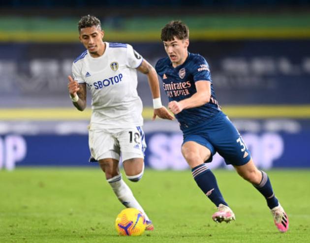 TRỰC TIẾP Leeds 0-0 Arsenal: Tấn công liên hồi (H1) - Bóng Đá