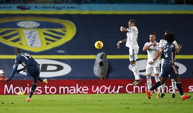 TRỰC TIẾP Leeds 0-0 Arsenal: Khung thành Leno chao đảo (H1) - Bóng Đá