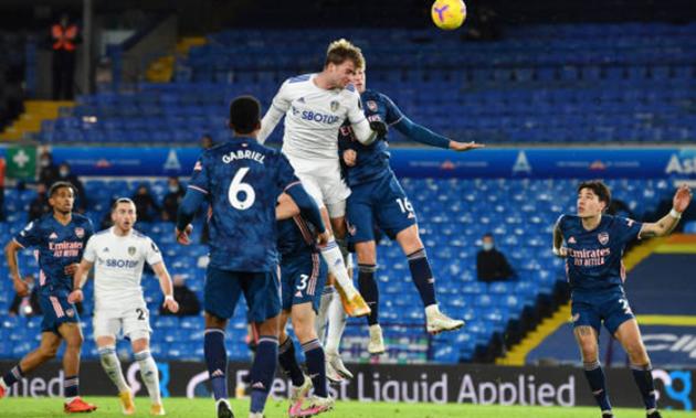 TRỰC TIẾP Leeds 0-0 Arsenal: Suýt có siêu phẩm (H2) - Bóng Đá