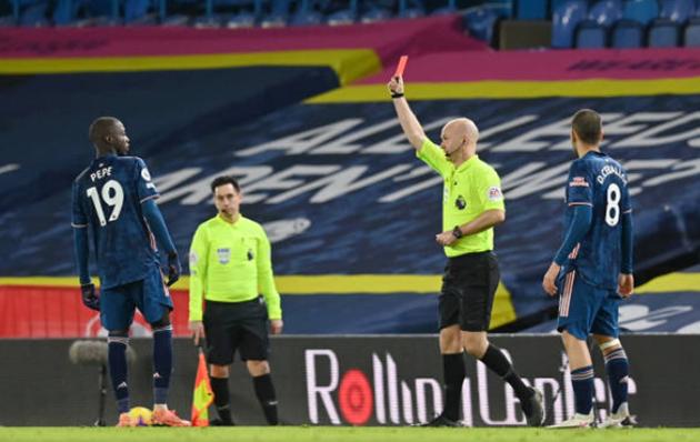 Lucky88 tổng hợp: Mikel Arteta phá vỡ im lặng về chiếc thẻ đỏ của Pepe