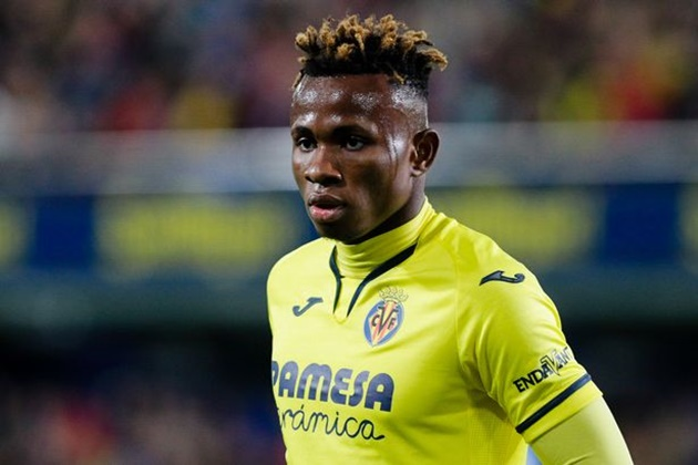 Man Utd and Liverpool among six Premier League clubs 'pushing' for Samu Chukwueze - Bóng Đá