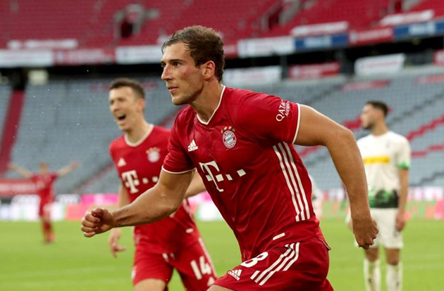 Goretzka ready to open contract talks with Bayern Munich - Bóng Đá