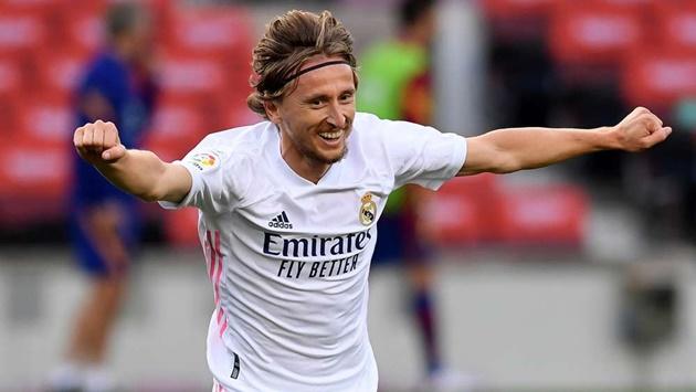 Modric eager to finish career at Real Madrid as he backs Zidane - Bóng Đá