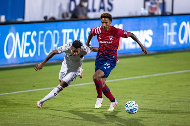 Juventus targeting teenage FC Dallas defender Reynolds - Bóng Đá
