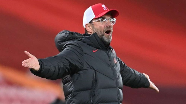 'A deserved defeat' - Klopp concedes Liverpool were second best against Atalanta - Bóng Đá