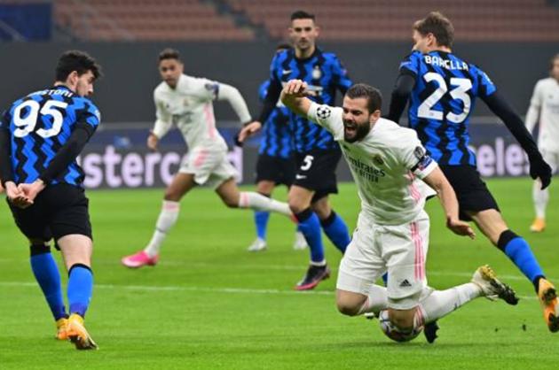 5 điểm nhấn Inter vs Real  - Bóng Đá