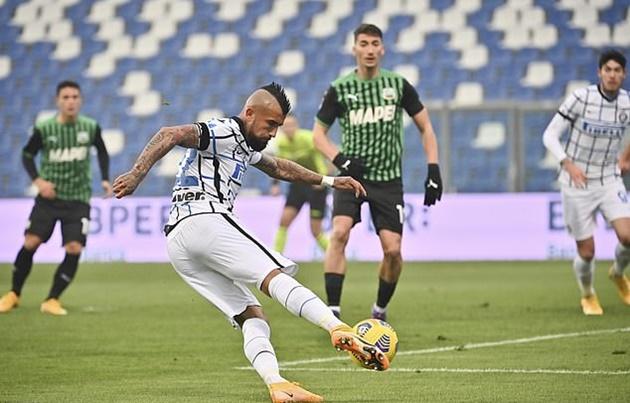ảnh sau trận Inter Milan - Bóng Đá