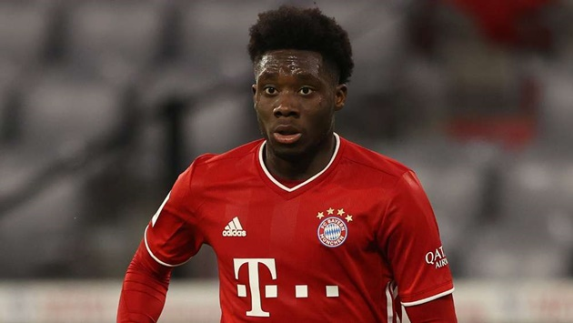Davies discusses future plans, picking Bayern Munich and 'doing a Bale' - Bóng Đá