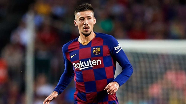 Koeman gives Lenglet injury update after another Barcelona defender suffers knock - Bóng Đá