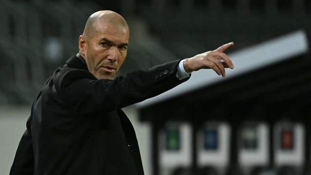 Zidane insists he won't resign after Shakhtar complete shocking double over Real Madrid - Bóng Đá
