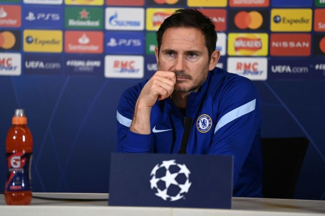 Frank Lampard explains Chelsea team selection for Champions League clash against Sevilla after benching Timo Werner and Hakim Ziyech - Bóng Đá