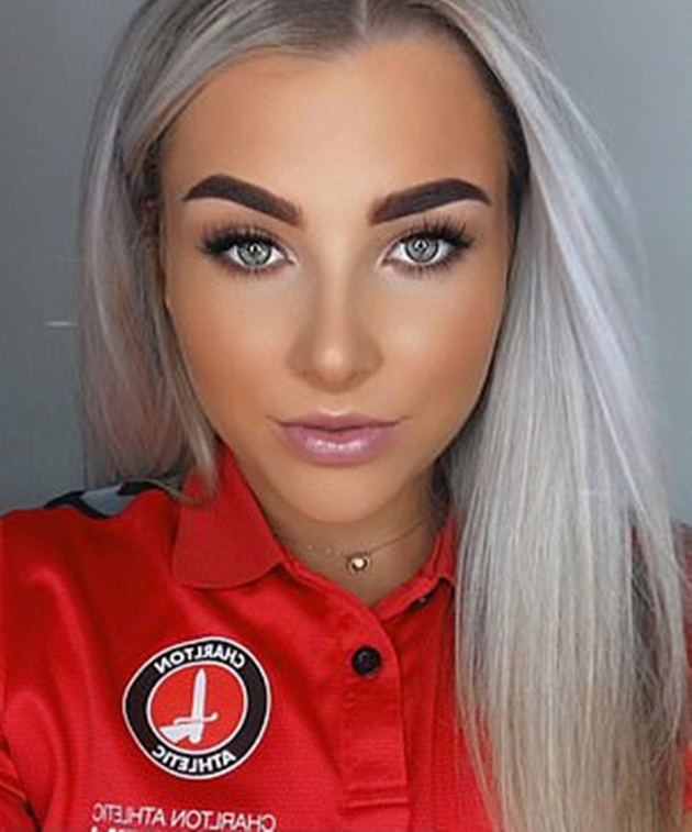 Charlton star Madelene Wright is SACKED after Snapchat videos showed her 'inhaling balloons at a party - Bóng Đá