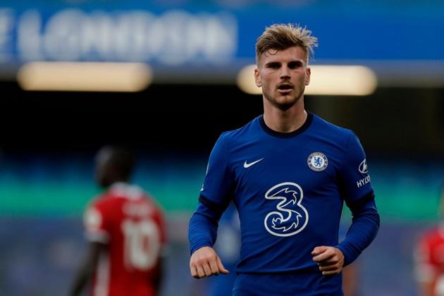 Tammy Abraham, Olivier Giroud or Timo Werner - who should be Chelsea's central striker? - Bóng Đá