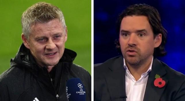 Owen Hargreaves claims Ole Gunnar Solskjaer 'doesn't trust' Manchester United defenders Harry Maguire and Victor Lindelof - Bóng Đá