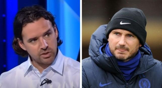 Owen Hargreaves explains why Frank Lampard's Chelsea cannot win the Premier League - Bóng Đá
