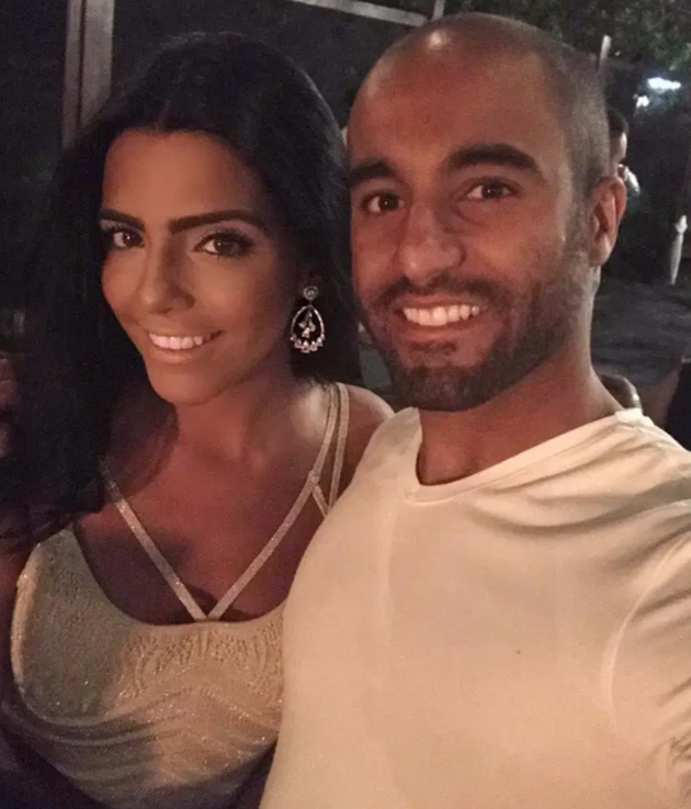 Meet Larissa Saad, the Wag of Tottenham hero Lucas Moura - Bóng Đá