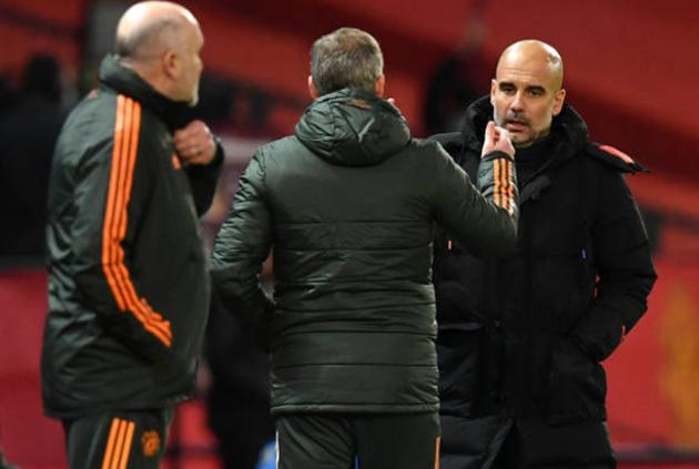5 điểm nhấn Man Utd 0-0 Man City - Bóng Đá