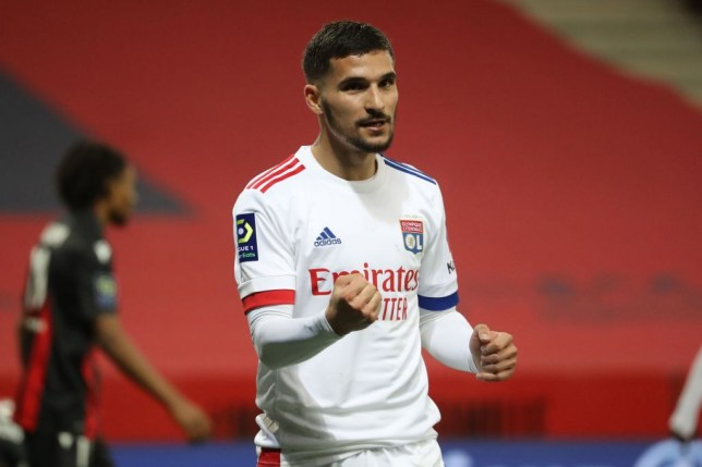 Arsenal make decision over Houssem Aouar transfer as they eye creative reinforcements in January - Bóng Đá