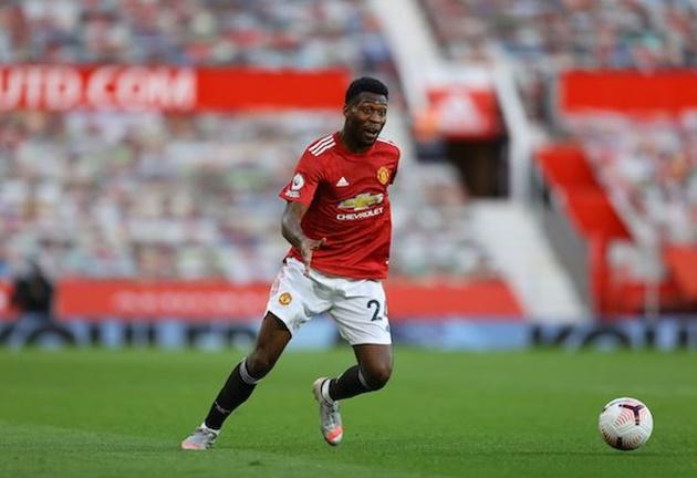 Two giants want Man United ace (Timothy Fosu-Mensah) - Bóng Đá