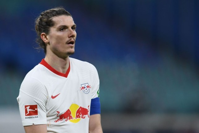 Arsenal 'very keen' on Leipzig star Marcel Sabitzer as Mikel Arteta demands midfield signing - Bóng Đá