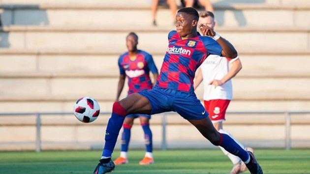 Barcelona talent in line for debut and first-team role after Alena completes likely January exit - Bóng Đá