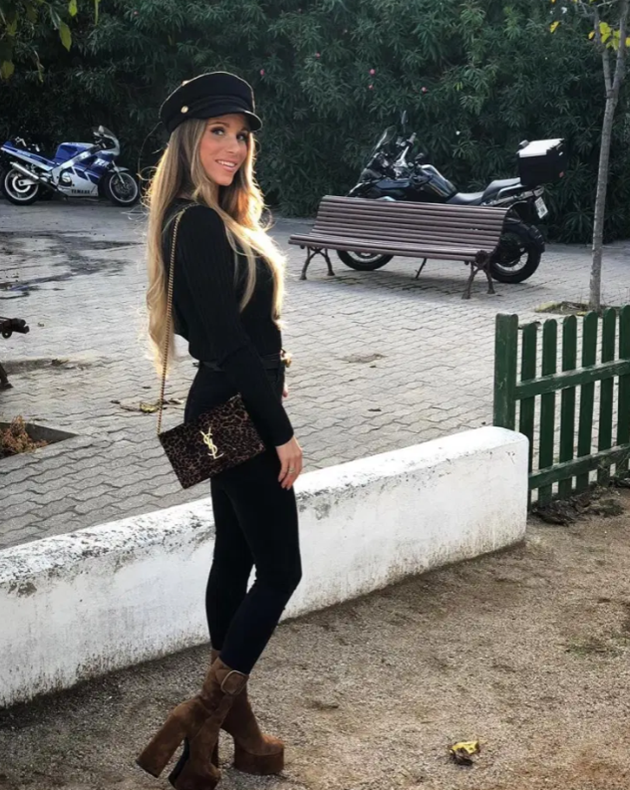 Raquel Mauri is the gorgeous Spanish missus of Croatia's Ivan Rakitic - Bóng Đá